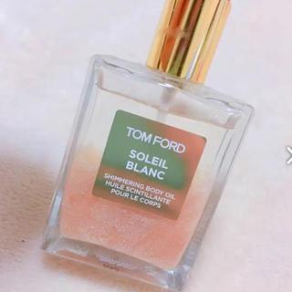 トムフォード(TOM FORD)のトムフォード  ソレイユブラン シマリング ボディオイル100ml(ユニセックス)