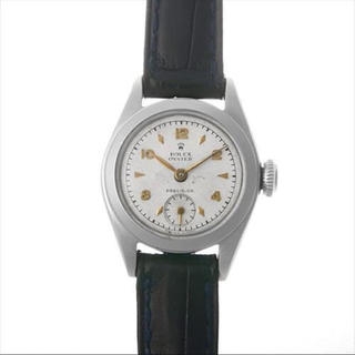 9869beb253ae ロレックス(ROLEX)の正規品 ロレックス オイスター スモールセコンド アンティーク 腕時計(腕時計)