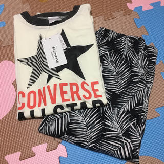 コンバース(CONVERSE)の【新品】男の子 パジャマ(パジャマ)