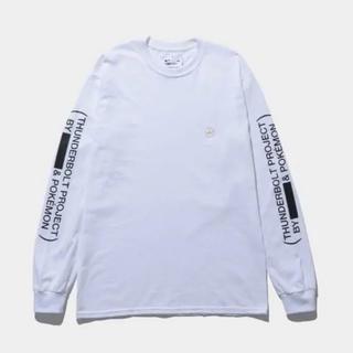 293db452a417f フラグメント(FRAGMENT)のロンT Lサイズ ポケモン フラグメント 藤原ヒロシ fragment (Tシャツ