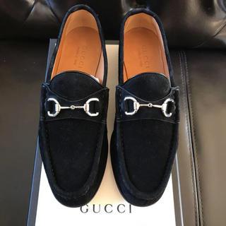 グッチ(Gucci)のGUCCI グッチ ローファー 26cm 新品未使用(ドレス/ビジネス)