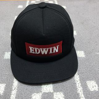 エドウィン(EDWIN)のEDWIN 子供用キャップ(帽子)