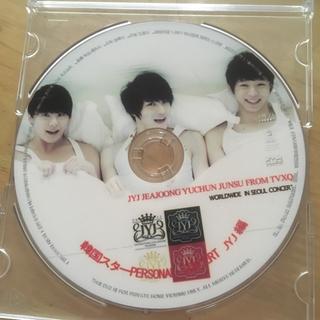 ジェイワイジェイ(JYJ)のJYJ  DVD(その他)
