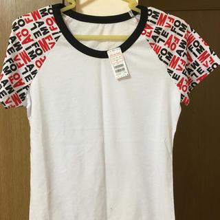エメフィール(aimer feel)のエメ☆新品タグ付きTシャツ(Tシャツ/カットソー(半袖/袖なし))