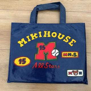 ミキハウス(mikihouse)のミキハウストートバッグ レッスンバッグ野球(トートバッグ)