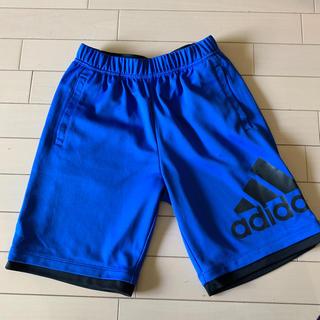 アディダス(adidas)のアディダス ハーフパンツ160(パンツ/スパッツ)