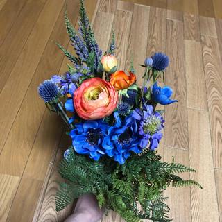 フランフラン(Francfranc)のeast side tokyo ブーケ 花束 アーティシャルフラワー(ブーケ)