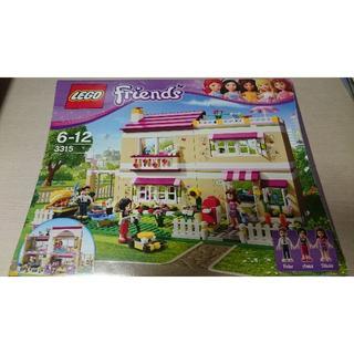 レゴ(Lego)のレゴ (LEGO) フレンズ ラブリーハウス 3315(その他)