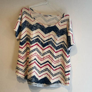 ダブルネーム(DOUBLE NAME)のダブルネーム Tシャツ(Tシャツ(半袖/袖なし))