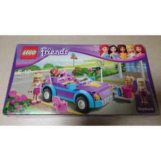 レゴ(Lego)のレゴ (LEGO) フレンズ オープンカー 3183(その他)