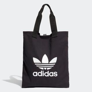 アディダス(adidas)の【新品・即発送OK】adidas オリジナルス ショッパーバック 黒 ブラック(トートバッグ)
