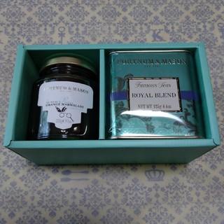タカシマヤ(髙島屋)のフォートナム&メイソン 紅茶 ジャム詰合せ(茶)
