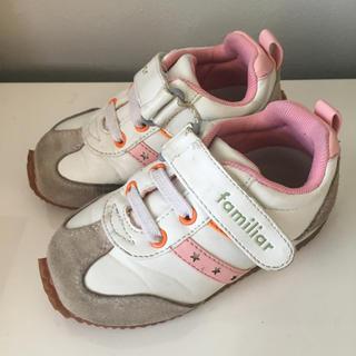 ファミリア(familiar)のファミリア 子供 靴 スニーカー familiar(スニーカー)