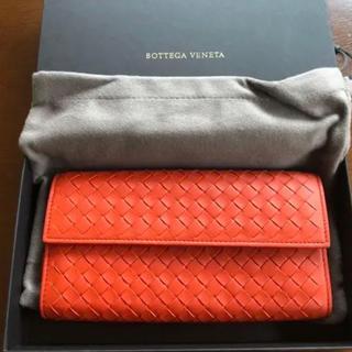 ボッテガヴェネタ(Bottega Veneta)の☆新品未使用 ボッテガ 長財布(その他)