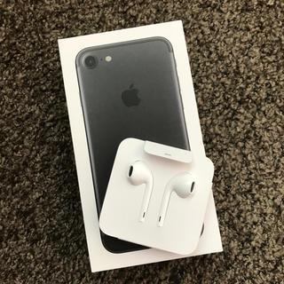 アイフォーン(iPhone)の【新品 iPhone 純正】イヤホン(その他)