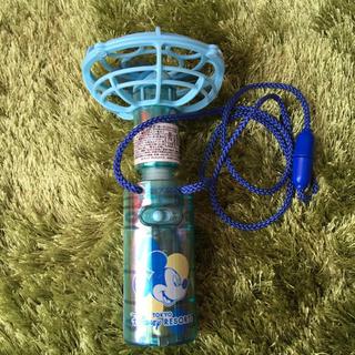 ディズニー(Disney)のハンディファン ミッキー(扇風機)