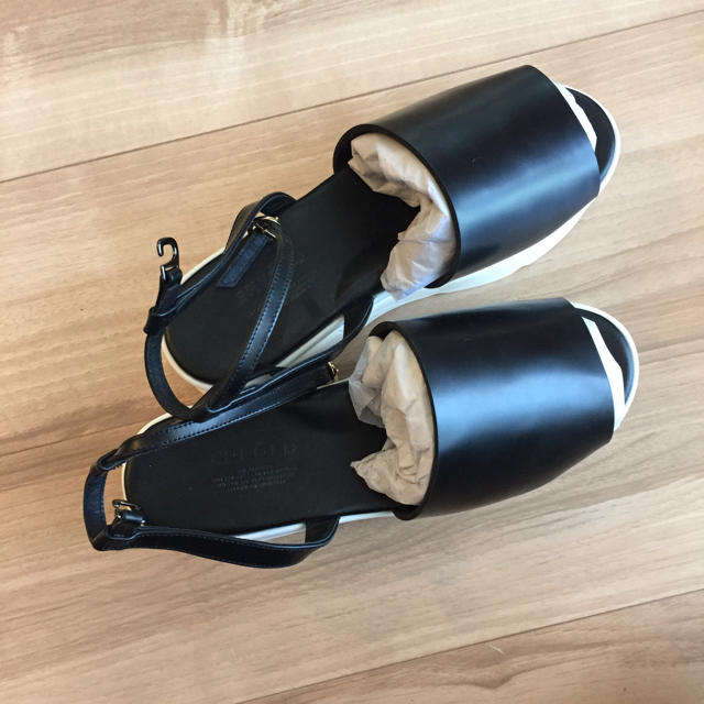 ENFOLD(エンフォルド)のエンフォルドサンダル レディースの靴/シューズ(サンダル)の商品写真