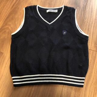ファミリア(familiar)のファミリア 男の子 ベスト 80(ニット/セーター)