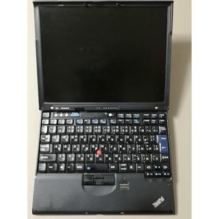 レノボ(Lenovo)のThinkpad X61(ノートPC)