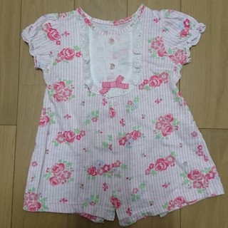 66b36b604c6bf Nishiki Baby - チャックルベビー♡新生児ツーウェイオールの通販 by ...