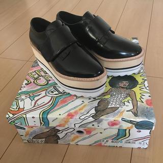ジェフリーキャンベル(JEFFREY CAMPBELL)のJeffrey Campbell 厚底シューズ(ローファー/革靴)