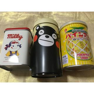 空き缶三個セット(キャラクターグッズ)