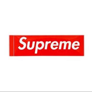 シュプリーム(Supreme)のシュプリーム supreme  ステッカー 一枚(ステッカー)