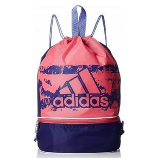 アディダス(adidas)のアディダス プールバッグ 新品 ピンク(マリン/スイミング)