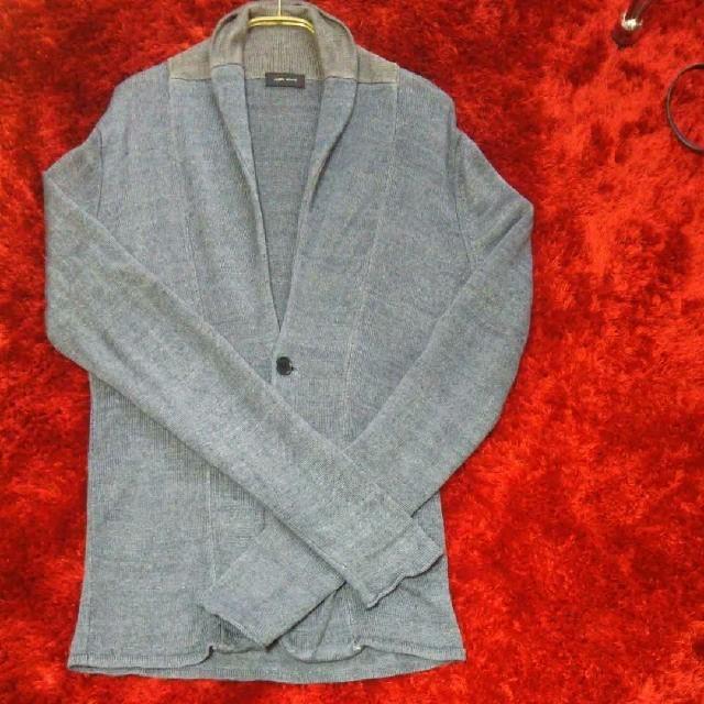 JOSEPH(ジョゼフ)の★JOSEPH HOMME ジョゼフオム  オンワード樫山 薄手 メンズのジャケット/アウター(ノーカラージャケット)の商品写真