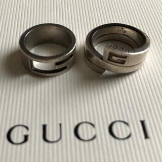 グッチ(Gucci)のGUCCI リング セット バラ売り可(リング(指輪))
