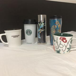 スターバックスコーヒー(Starbucks Coffee)のスターバックス タンブラー マグカップ まとめ売り セット(タンブラー)