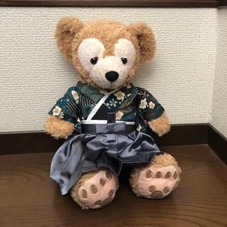 ダッフィー(ダッフィー)のダッフィー コスチューム 男袴 D8①(その他)