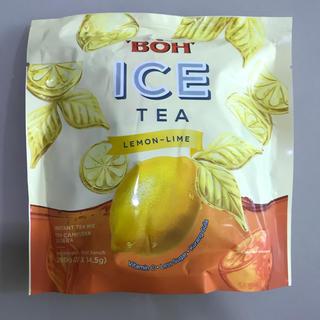 ボー(BOH)のBOH ICE TEA レモン ライム 粉末(茶)
