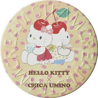 サンリオ(サンリオ)のキティ&ウミノ キティ&ミミィ 限定デザイン缶(ボディクリーム)