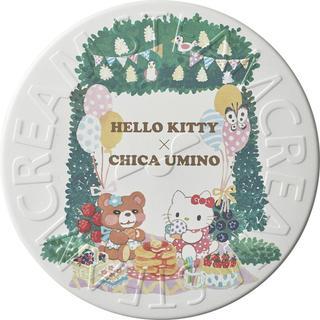 サンリオ(サンリオ)のキティ&ウミノ ティータイム 限定デザイン缶(ボディクリーム)