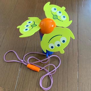 ディズニー(Disney)のディズニー ミニ扇風機(扇風機)