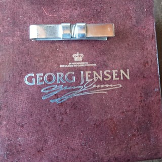 ジョージジェンセン(Georg Jensen)のジョージジェンセン タイピン74B(ネクタイピン)