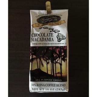 Kona - コナコーヒー  ハワイ  (チョコレートマカデミア) おまけ付き