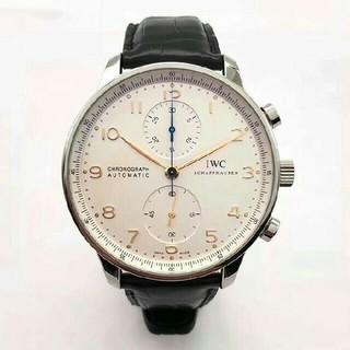 インターナショナルウォッチカンパニー(IWC)のIWC ポルトギーゼ クロノグラフ オートマチック IW371445(腕時計(アナログ))