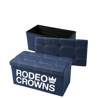ロデオクラウンズワイドボウル(RODEO CROWNS WIDE BOWL)の限定 デニム ビッグ ボックス RODEO CROWNS(その他)