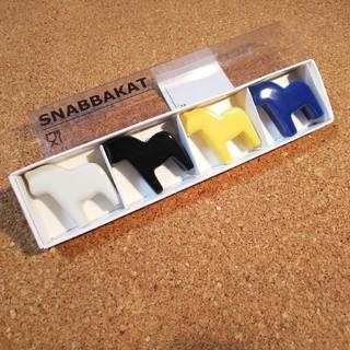 イケア(IKEA)のIKEA ダーラナホース * 箸置き(テーブル用品)