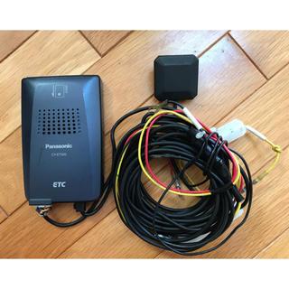 パナソニック(Panasonic)のETC車載器 パナソニック 値下げ cy-et500(ETC)
