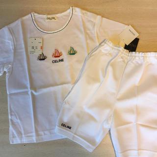 セリーヌ(celine)のセリーヌ Tシャツ&パンツ 100(Tシャツ/カットソー)