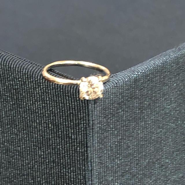 e.m.(イーエム)のe.m. ファランジリング ピンキーリング レディースのアクセサリー(リング(指輪))の商品写真