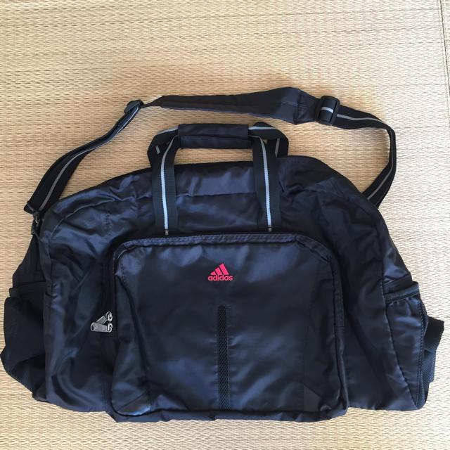 adidas(アディダス)のアディダス ボストンバッグ メンズのバッグ(ボストンバッグ)の商品写真