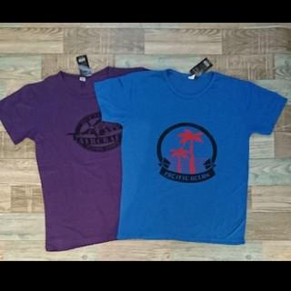 メンズTシャツ2枚セット(Tシャツ/カットソー(半袖/袖なし))