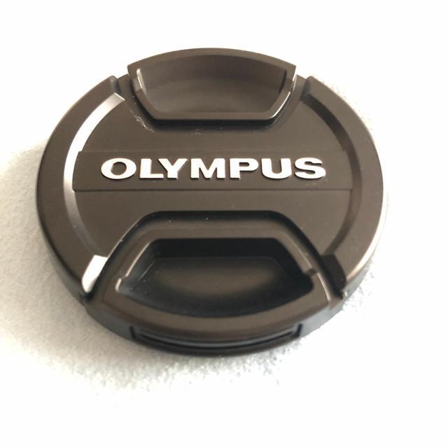 OLYMPUS(オリンパス)のオリンパス OLYMPUS レンズキャップ LC-52B スマホ/家電/カメラのカメラ(その他)の商品写真
