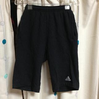 アディダス(adidas)のアディダス ジャージ ハーパン(ハーフパンツ)