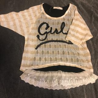 シマムラ(しまむら)の半袖カットソー&タンクトップ(Tシャツ/カットソー)