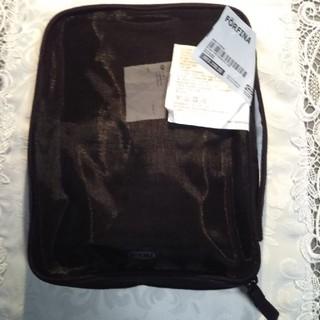 イケア(IKEA)のイケア FÖRFINA フォルフィーナ タブレットケース ブラック  (モバイルケース/カバー)